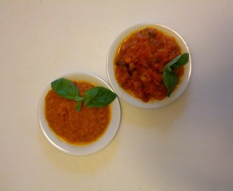 Tomato sauce: my easy formula, a foundamental base for a lot of Italian recipes