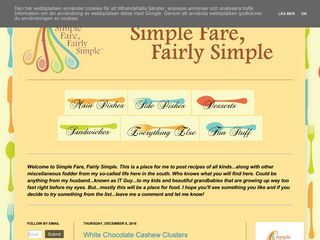 simplefarefairlysimple.blogspot.com
