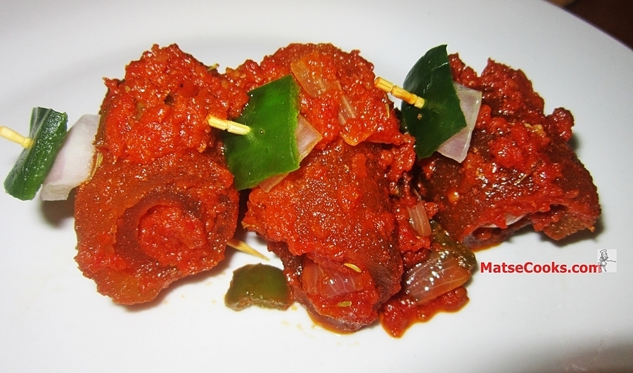 How to make Nigerian Peppered Ponmo