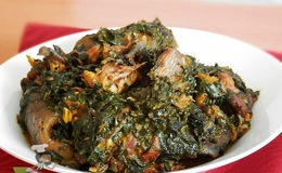 Nigerian recipes with spinach and okra