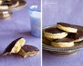 Mandelkakor med Apelsin & Choklad – Almond Cookies with Orange & Chocolate