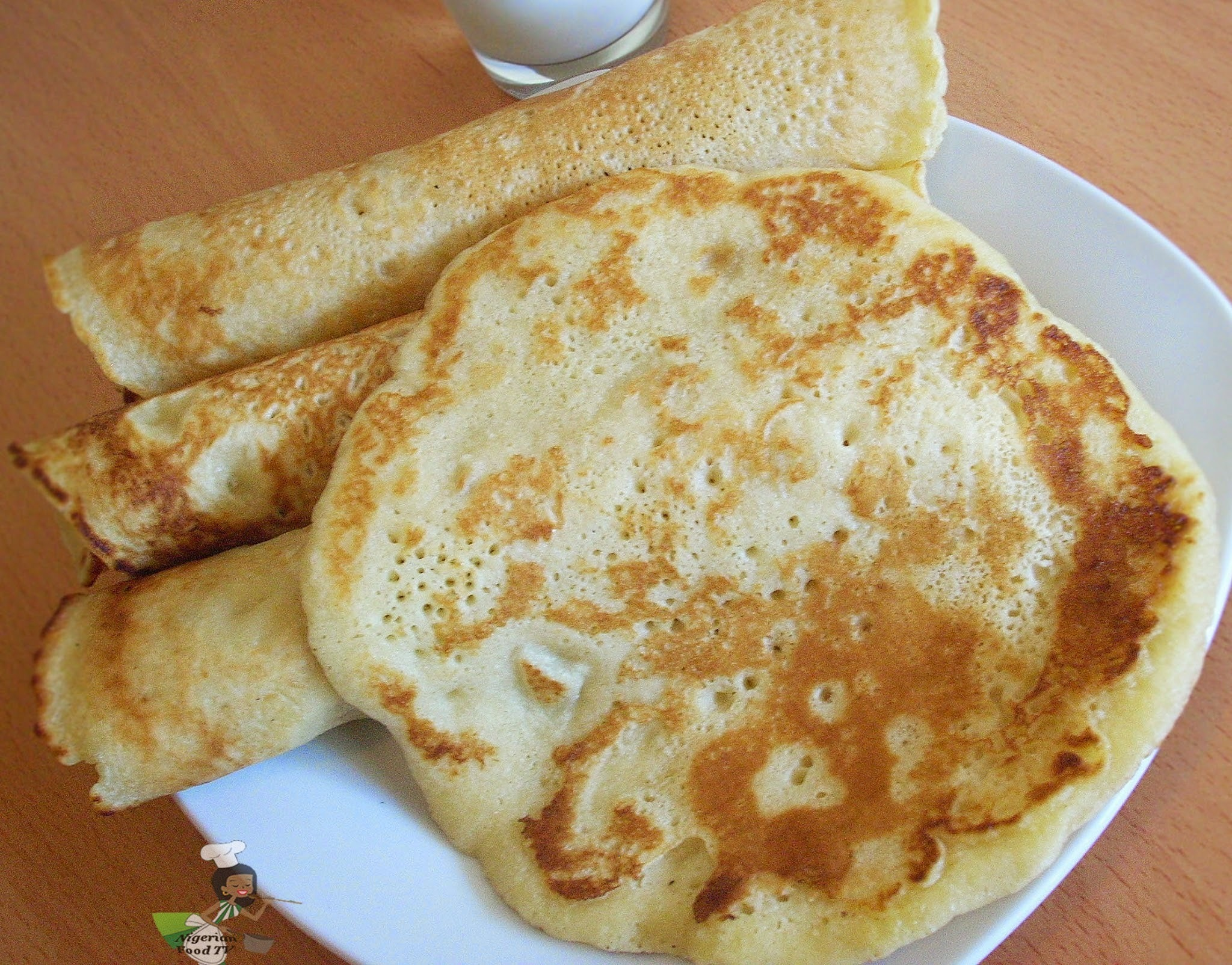 Plantain Pancakes : How to Make Plantain Pancake (with ripe & over ripe plantains)