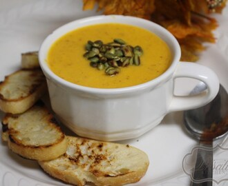 Nutty-Butternut Squash Soup