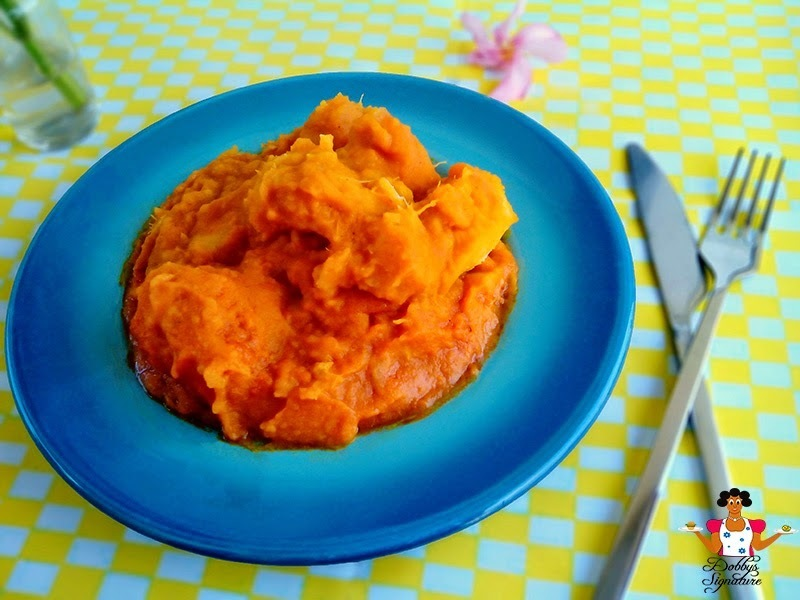 How to make Asaro a.k.a mashed yam porridge
