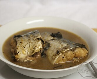 Catfish Pepper Soup