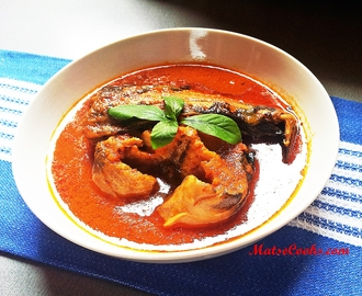 A very Matse Catfish Stew