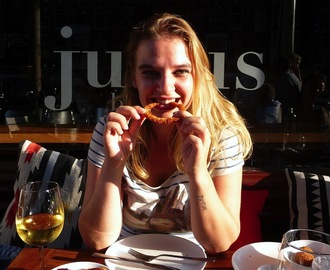 Review Julius bar&grill Amsterdam