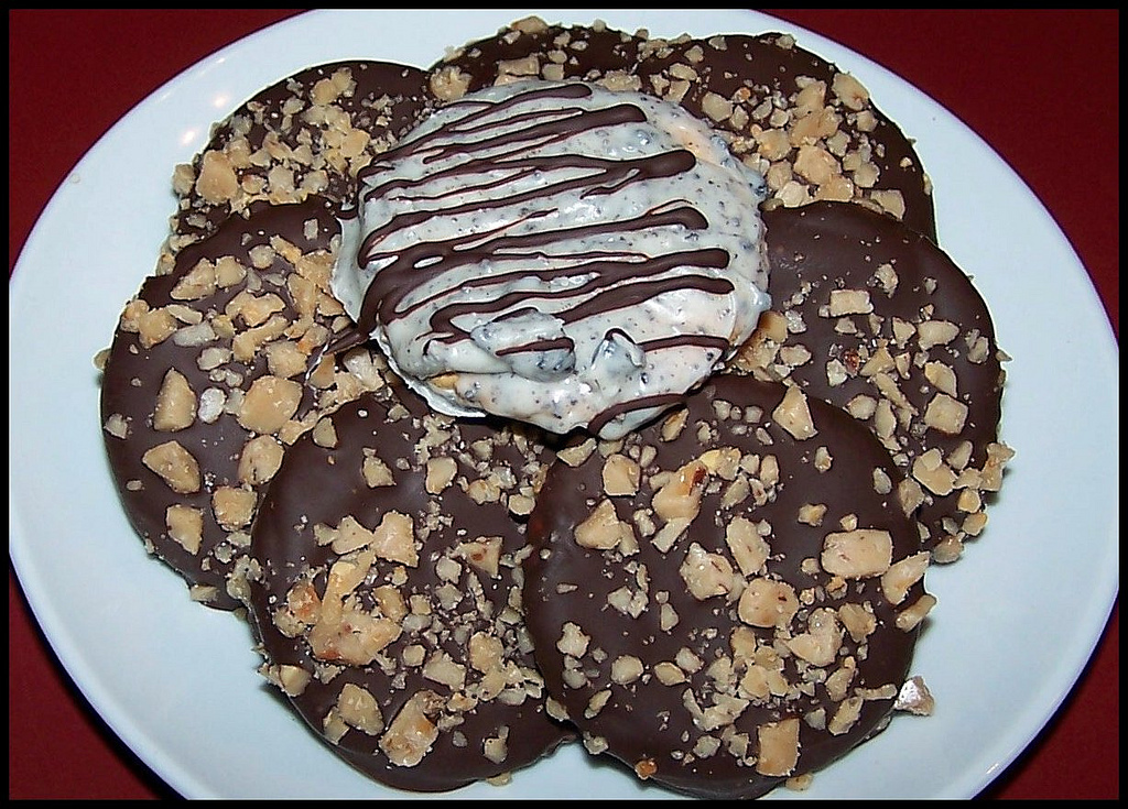 Ritz Cracker Cookies and Cream & Health Bar Cookies