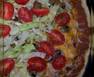 MEXICAN PIZZA & A WINNER is Announced!