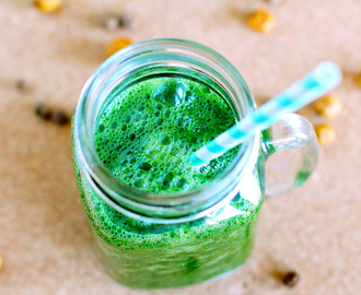 The Nigerian Smoothie Series – featuring Ugu