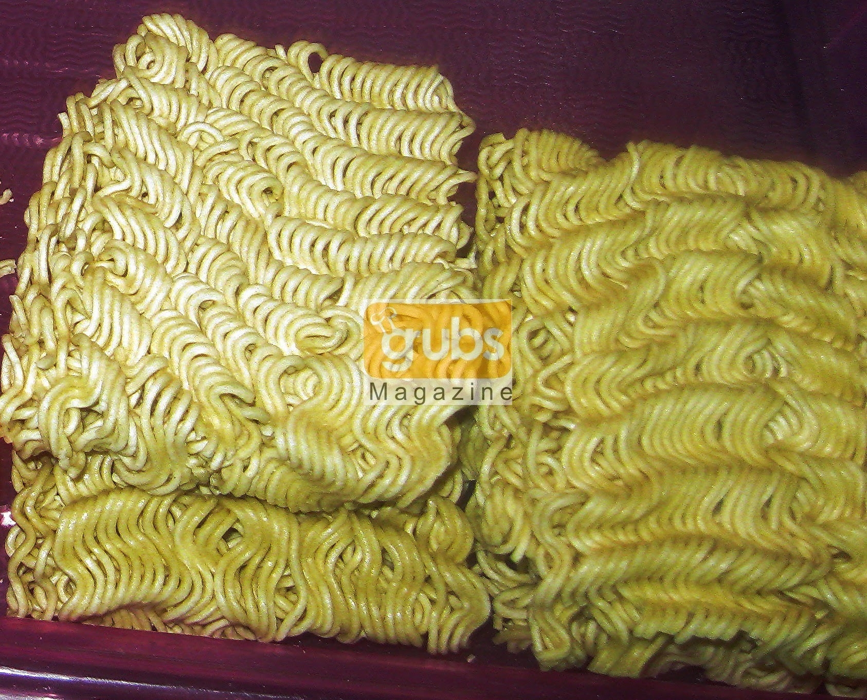 100 NOODLES RECIPE SAMPLE PAGE