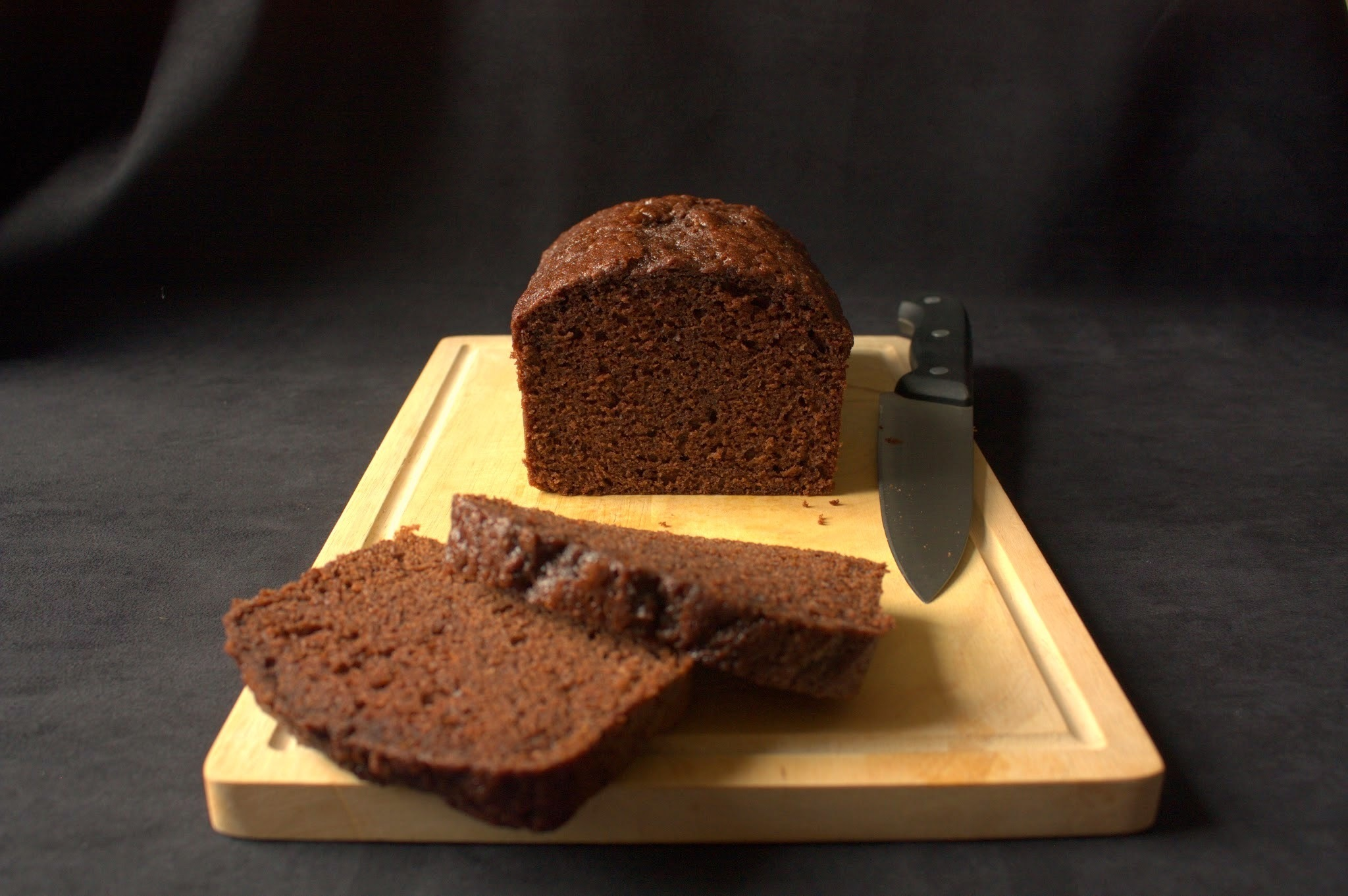 Chocolate Chilli Loaf Cake - Quick, Easy and Less than £1