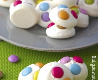 MINI MERINGUES ARC-EN-CIEL