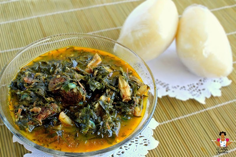 Ofe owerri recipe - How to make Ofe owerri