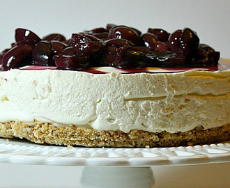 Nigel's Low Carb Cheesecake