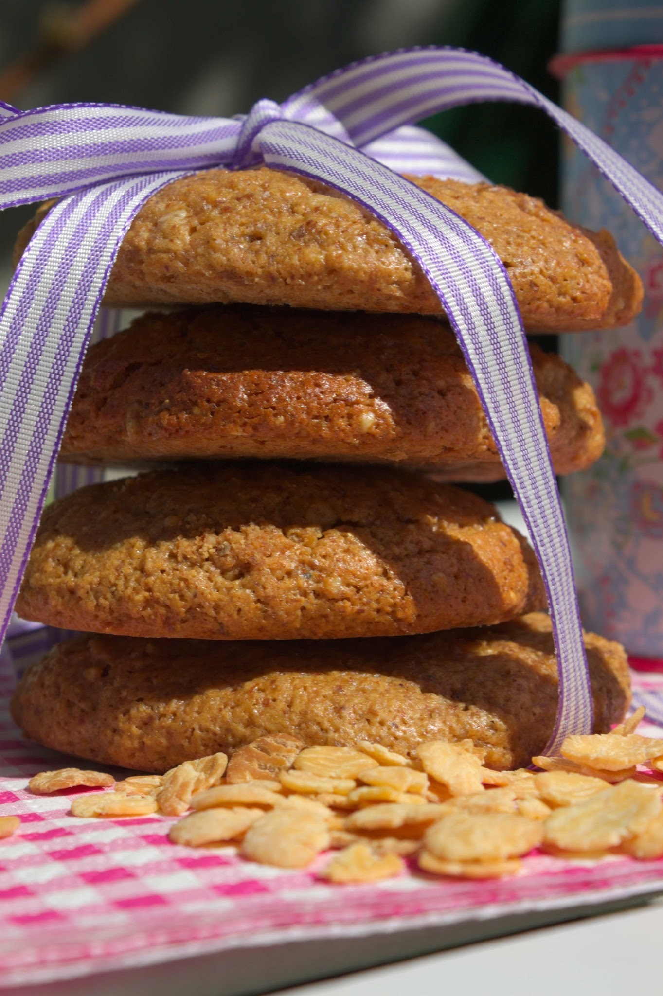 Der Low Carb Liebling der Woche: Oatmeal Cookies ohne Hafer