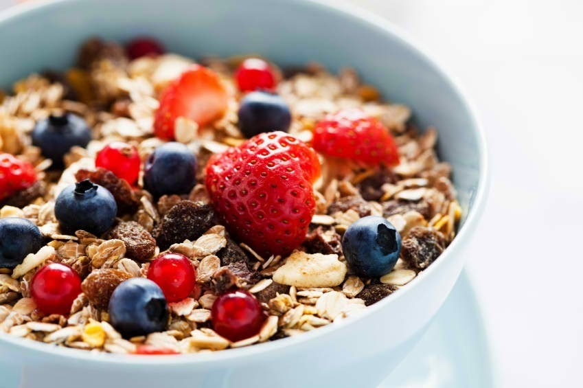 Breakfast Options: The Goodness of Cereals.