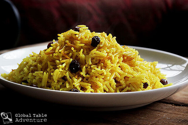 Recipe: South Africa's Yellow Rice | Geelrys