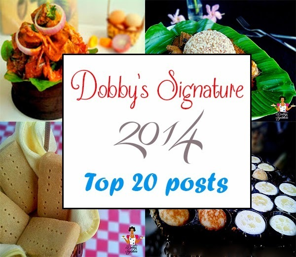 Reader favourites of 2014 by Dobby