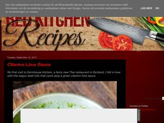Red Kitchen Recipe