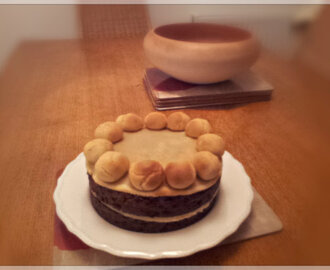 Easter baking: Simnel Cake