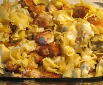 Sonya's Chicken and Artichoke Bake
