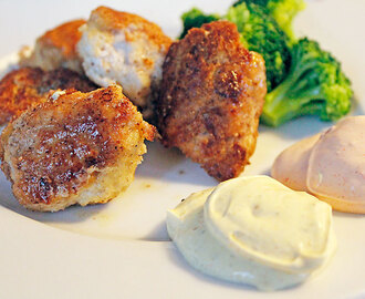 Chicken Nuggets LCHF