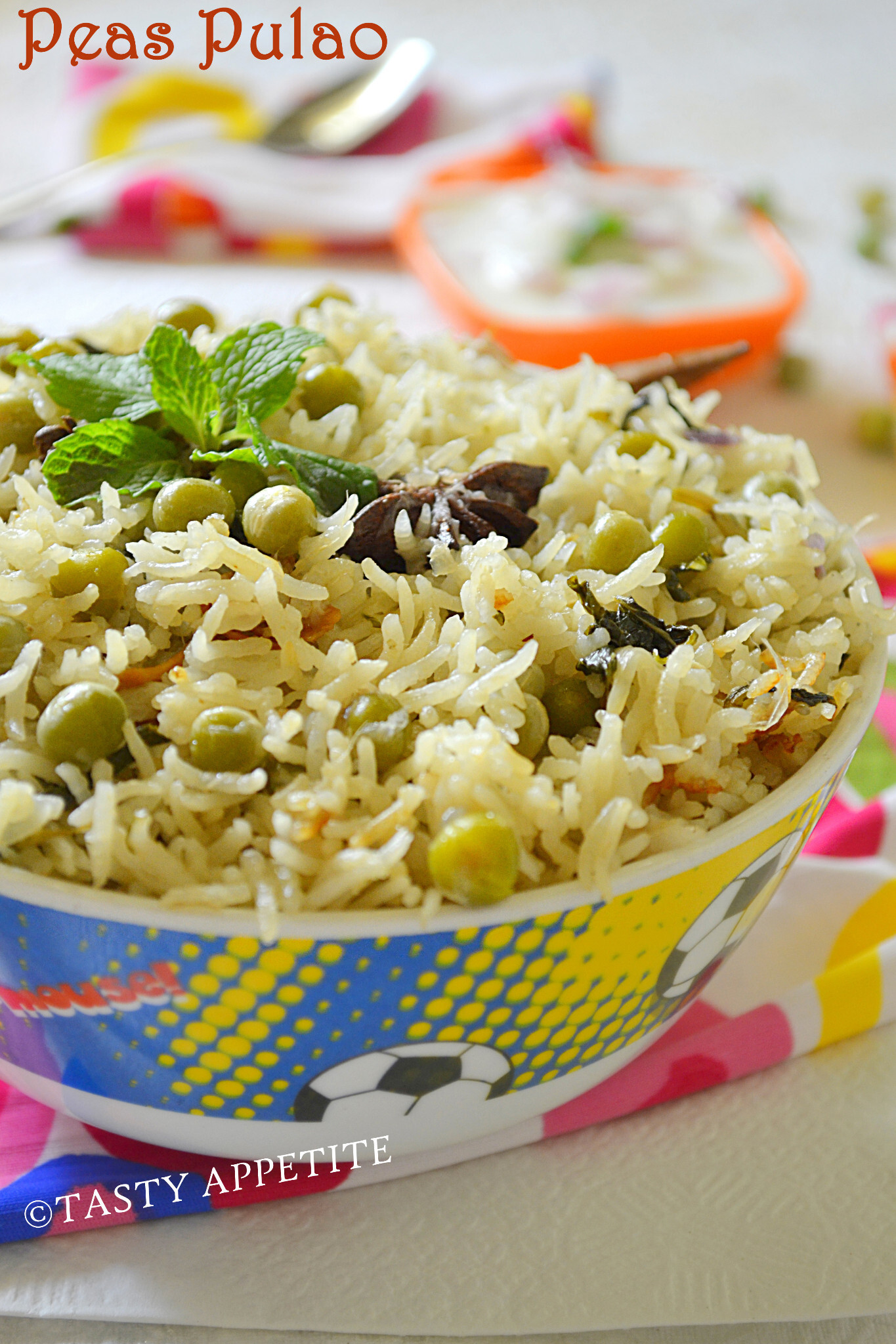 How to make Peas Pulao / Matar Pulao / Pattani Sadham / Easy Pulao Recipes: