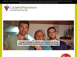 www.lucianopignataro.it