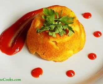 Matse's Potato Cake
