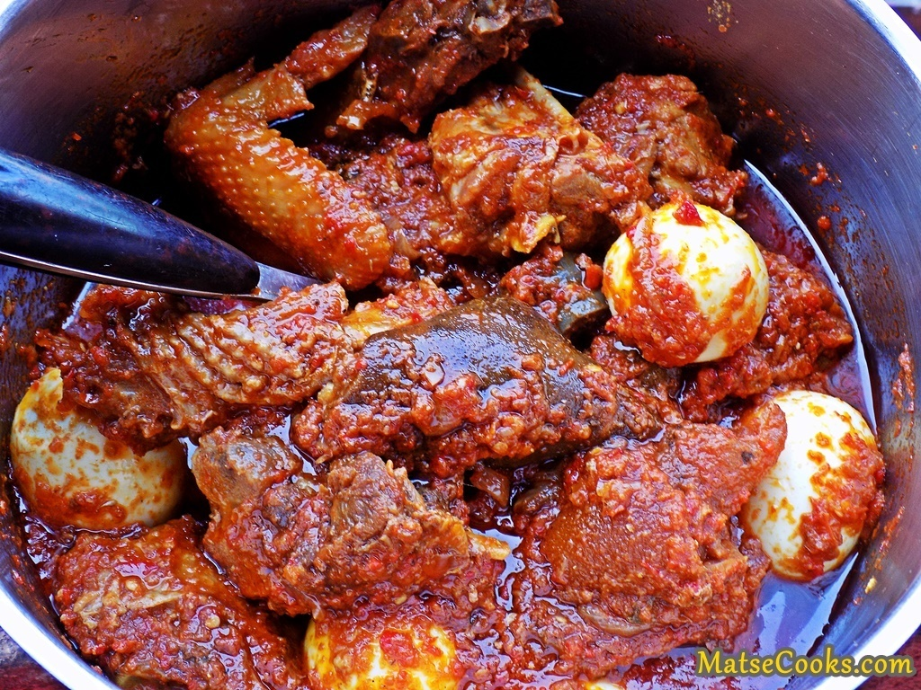 Warri Mama Put Stew