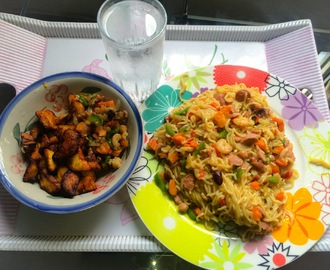 100 NOODLES RECIPE WINNING DISH BY @mzhawty