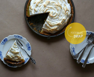 Foodblogswap: lemon meringue pie