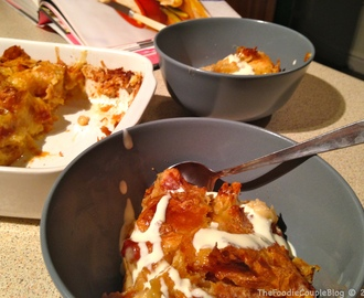 Tried&Tested: Nigella's Caramel Croissant Pudding