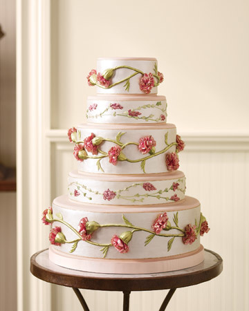 Fabric-Inspired Cakes