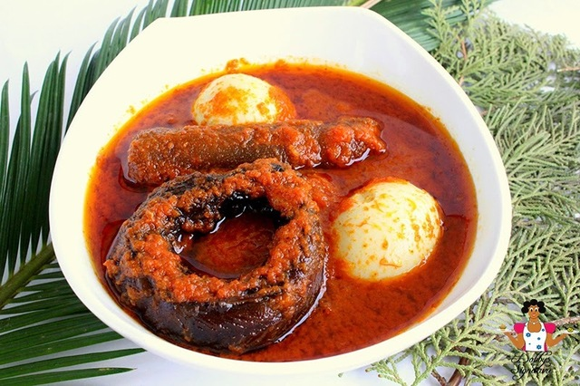 Buka stew - Homemade buka stew recipe
