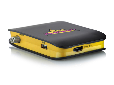 Cartoonifyer TV-box