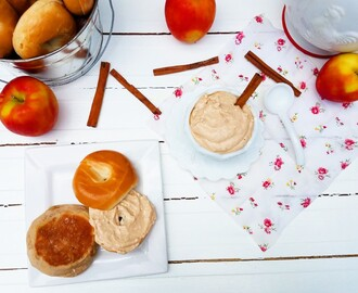 Apple Butter Cream Cheese Spread  #AppleWeek