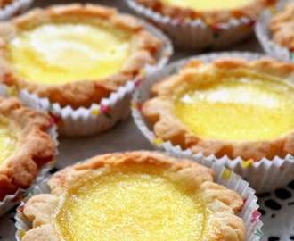Mini Egg Tart