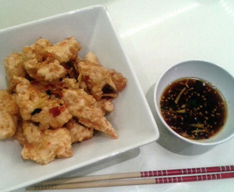 Fried Sweet Chilli Chicken Recipe