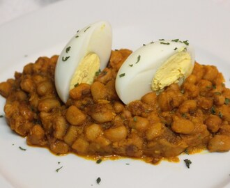 Delicious Oloyin Beans with Earthy-Warm Spices; Cumin & Bayleaf