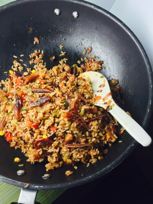 Dooney's Native Nigerian Fried Rice