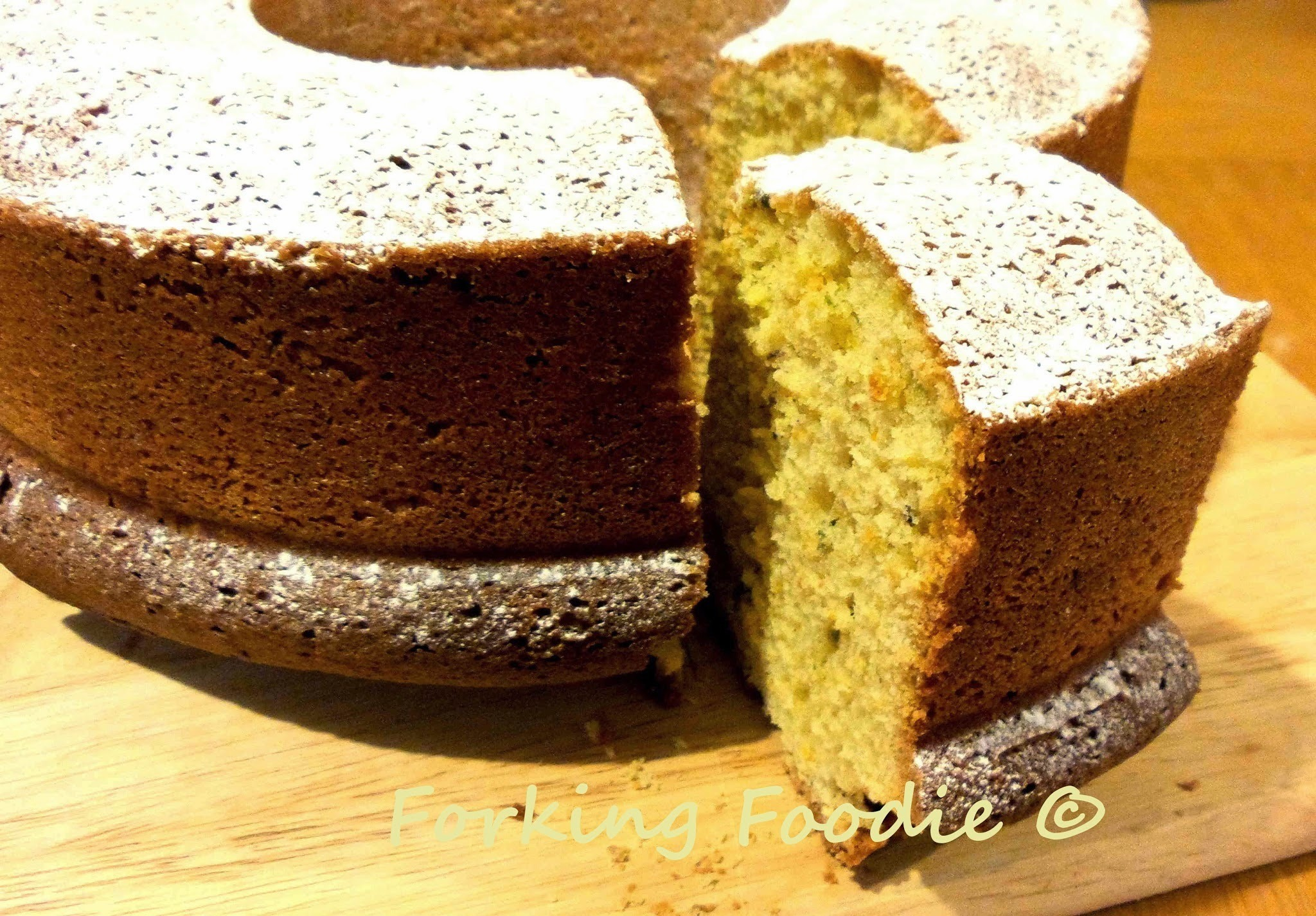 Orange, Pistachio and Cardamom Cake (including Thermomix method)