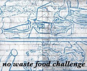 No Waste Food Challenge - January 2014 Round Up