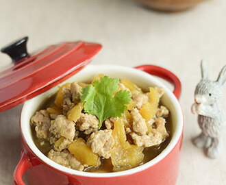鳳梨雞肉燥 Pineapple Minced Chicken
