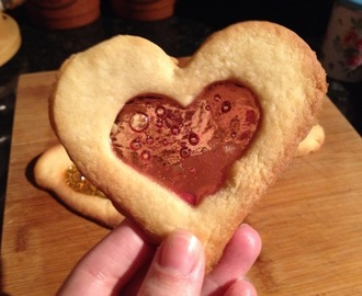 Cooking in the kitchen.. Having fun – Valentines treats