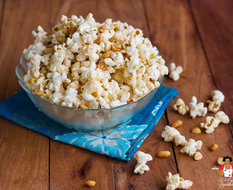 How to make popcorn on a stove top