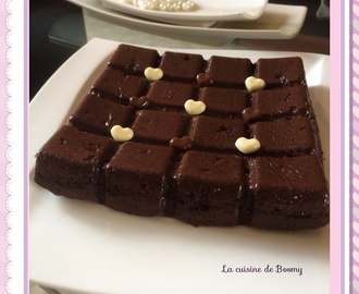 Moelleux chocolat noisette (Cook'in)