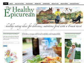 The Healthy Epicurean