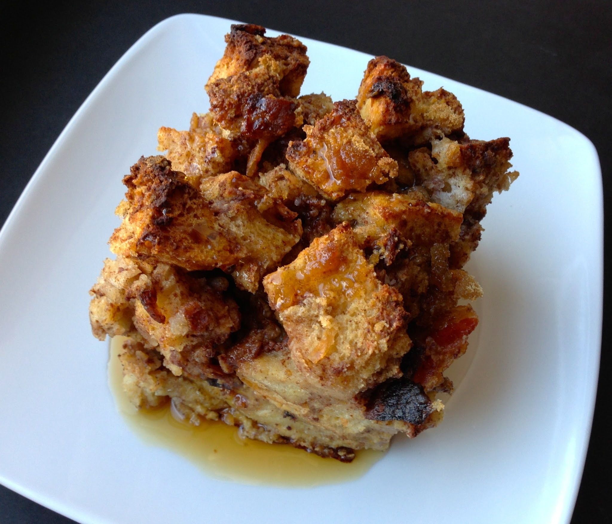 Cinnamon French Toast Bake with Bacon